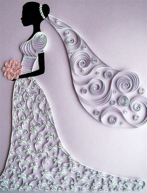 Papercraft Projects - paper quilling creative ideas craft projects