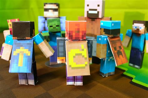 Minecraft Papercraft Studio Pc - minecraft papercraft studio an ios app for printing