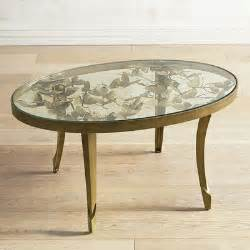 pier one coffee tables golden butterfly coffee table pier 1 imports