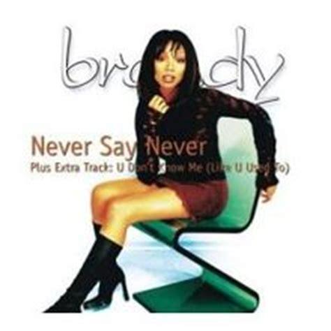 brandy never say never album never say never brandy song wikipedia