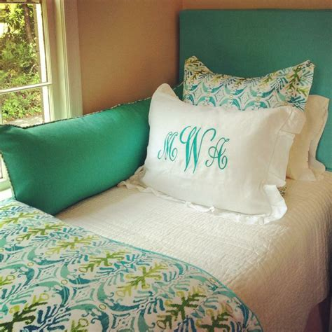 turquoise and lime green comforter ikat teal aqua turquoise lime pattern mongram green