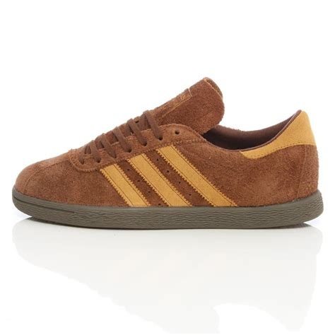 new mens adidas originals brown suede tobacco trainers shoes d65418 uk 3 5 12 5 ebay