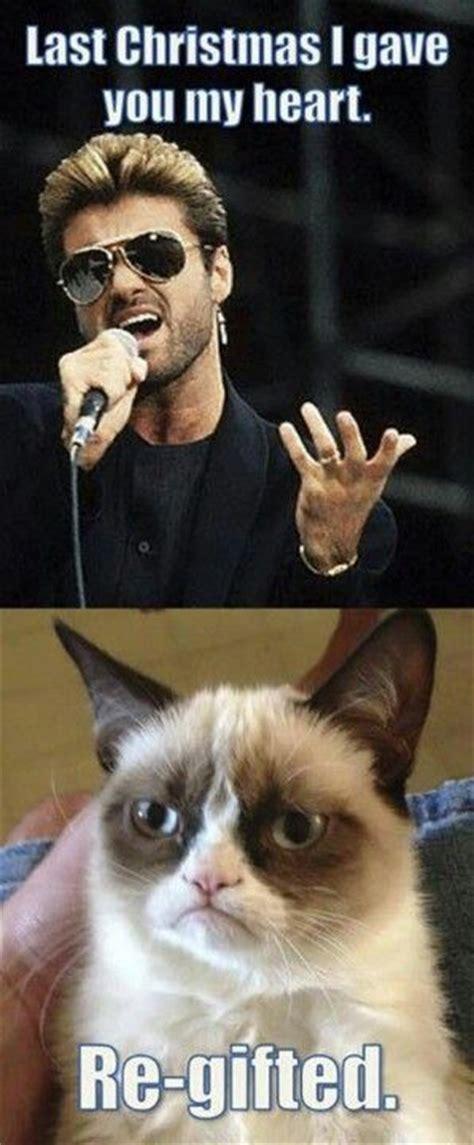 Last Christmas Meme - 377 best images about memez and catz on pinterest cats