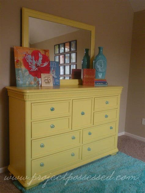 best 25 yellow painted dressers ideas on