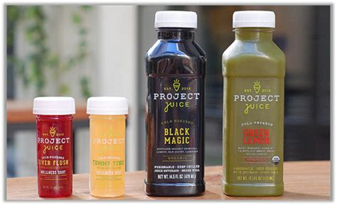 Project S Detox by Project Juice Launches Detox Companion Kit And All Day