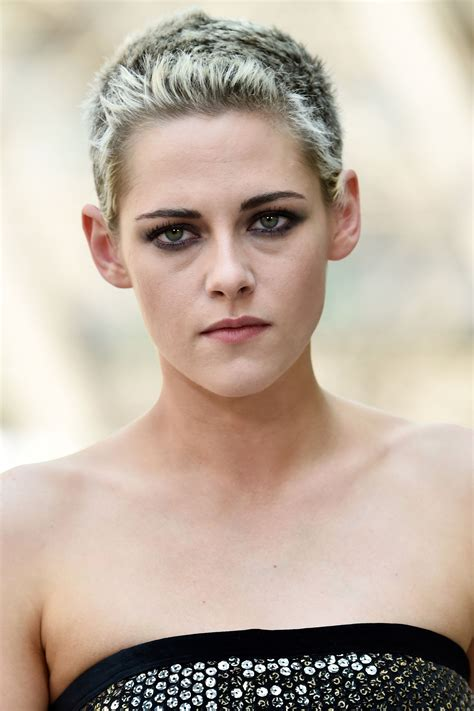 fmens hair styles frosted tips every hairstyle kristen stewart has ever had