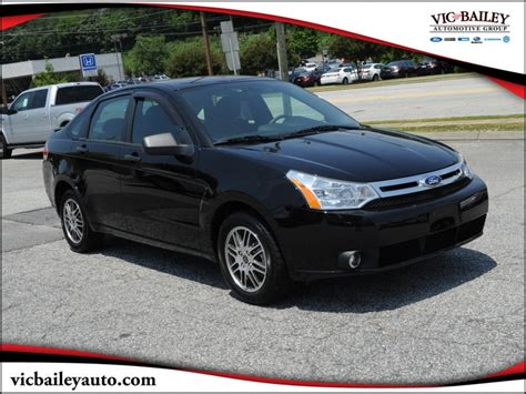 2011 Ford Focus Se by Used 2011 Ford Focus Se Car