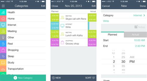 app planner time planner for iphone helps you plan your day and