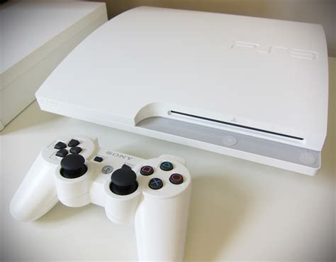 Ps3 Superslim White ps3 slim white kelvin s review