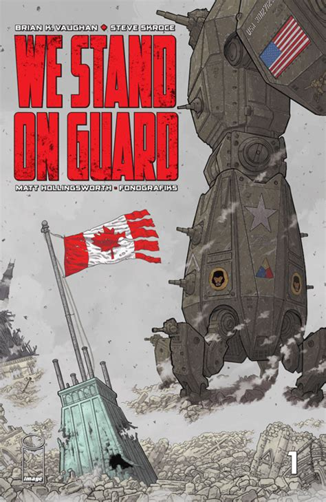 we stand on guard 8416767815 we stand on guard 1 releases image comics