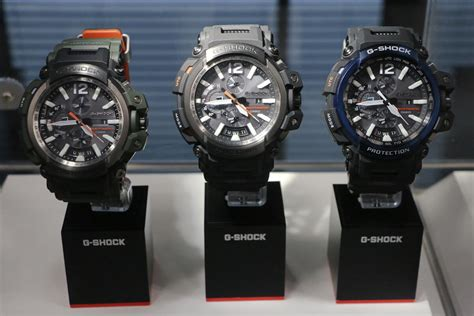 Gshock Gpw 2000 g shock gpw 2000 gravitymaster with bluetooth gps