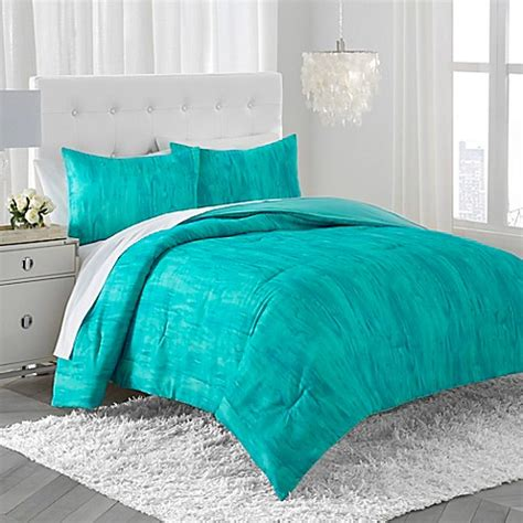Teal Queen Comforter Set Buy Amy Sia Lucid Dreams Comforter Set From Bed Bath Amp Beyond
