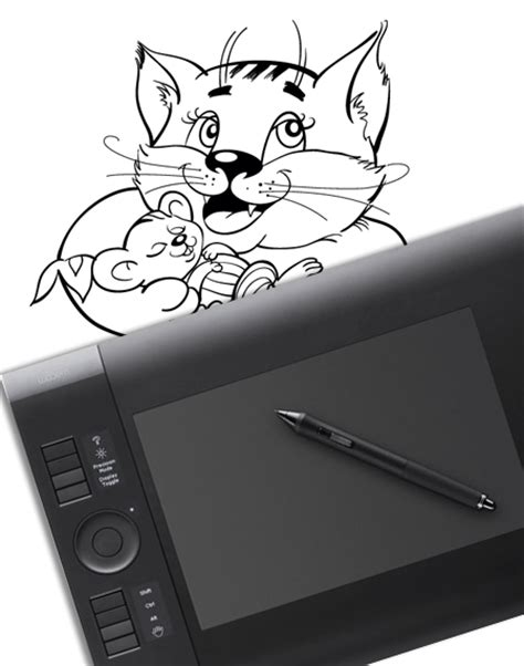 Vector Drawing Tablet