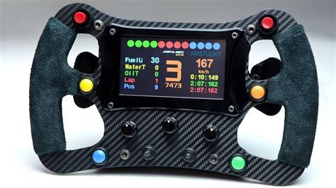 volante f1 pc diy fabrique ton volant type f1 objectif racing le