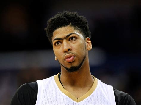 Davis Search Anthony Davis Is Done For The Season And It Could Be A Thing For The Pelicans
