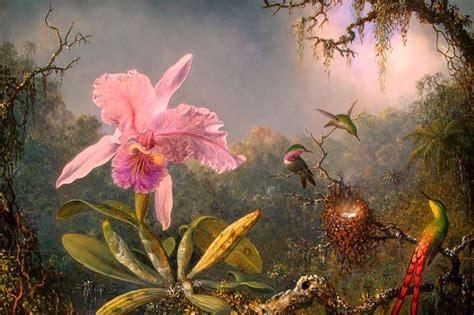 imagenes egipcias para cuadros im 225 genes arte pinturas paisajes con flores orqu 237 deas