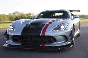 order books for the 2016 dodge viper acr now open gtspirit