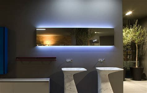 led lights for bathroom mirror why is led bathroom mirror preferable over normal mirror leaf lette