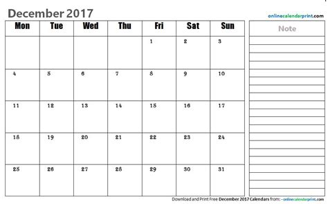 Calendar December 2017 Word Template December 2017 Calendar Editable 2017 Calendar Template