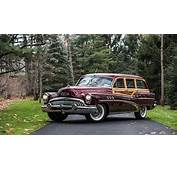 1953 Buick Super Estate Wagon Up For Auction  GM Authority