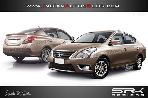 nissan sunny 2014 15 models to globally premiere at auto expo 2014