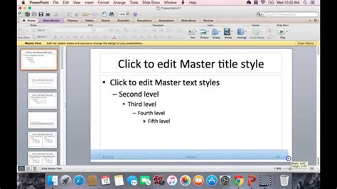 Creating 16 9 Slide Template Powerpoint 2011 Mac Youtube Free Powerpoint Templates For Mac 2011