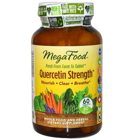 quercetin for dogs megafood quercetin strength 60 tablets iherb