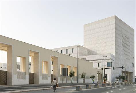 art and design center qatar eid ground allies and morrison archdaily