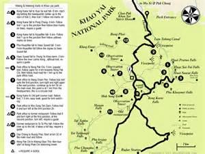 Car Rental From Bangkok To Khao Yai Activities Hiking Trails In The Park Khao Yai Travel Guide