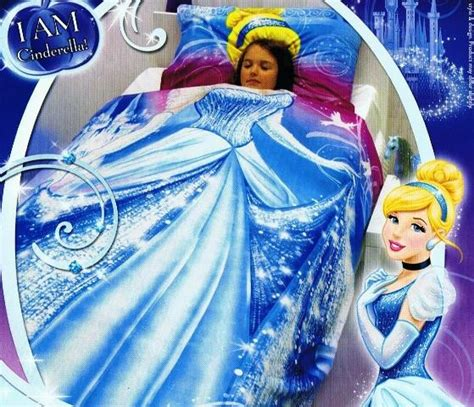 Disney Princess Quilt Cover by Disney Princess Cinderella I Am Cinderella