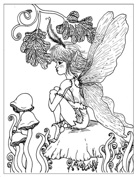 intricate fantasy coloring pages detailed coloring pages for adults printable fantasy az