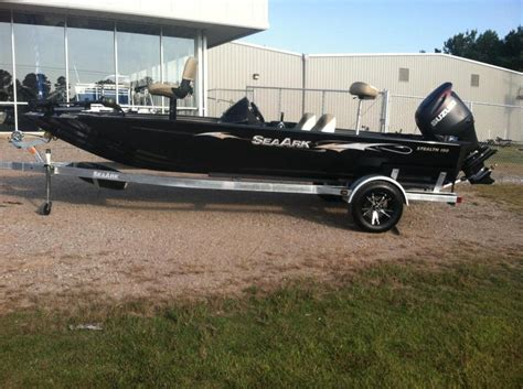 ark boat id number sea ark boats for sale