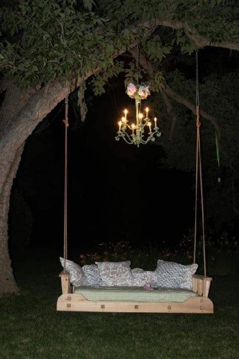 backyard tree swings romantic tree swing outdoor spaces and places pinterest