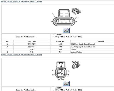 Gm O2 Sensor Wiring Diagram Help O2 Sensor O2sensor