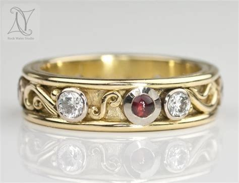 Handmade Eternity Rings - handmade gold wedding rings and beautiful engagement rings