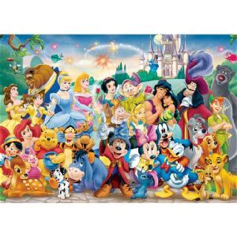 Best Terlaris Puzzle Jigsaw Disney Princess Panorama 1000 Pcs Sni disney 1000 puzzle