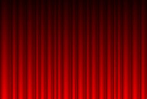 red curtain red curtain background vector download