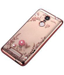 Smile Ultrathin Softcase Redmi 4s Or 4 Prime Clear printed back mobile covers buy printed back covers