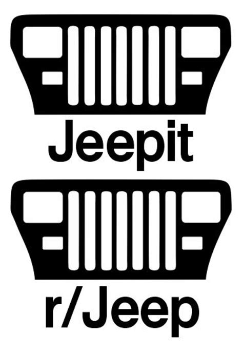 jeep grill silhouette jeep grill clip art bing images