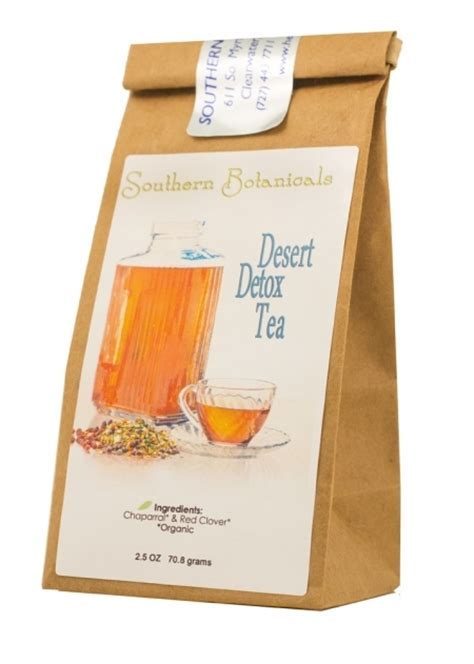 Desert Detox by Desert Detox Tea