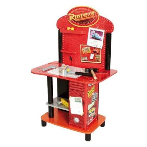 childrens wooden tool bench disney cars childrens wooden tool work bench tools ebay