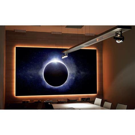 Lu Projector Byson elunevision 4k hdr 120 nanoedge fixed frame 1 3 16