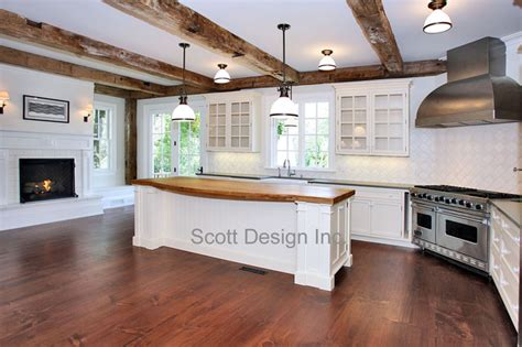 How To Build A Rustic Dining Room Table New 1850 S Greek Revival Farmhouse Farmhouse Kitchen