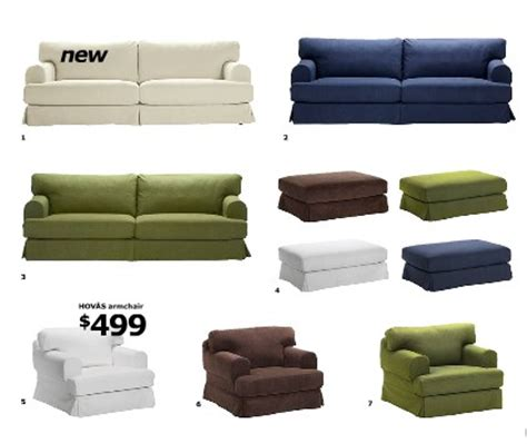 hovas slipcover hovas vs ekeskog differences can i fit the hovas