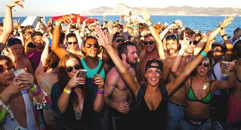 ibiza boat party pictures float your boat cream ibiza sunset tickets 2017