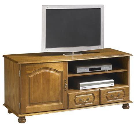meuble tv d angle en pin pas cher