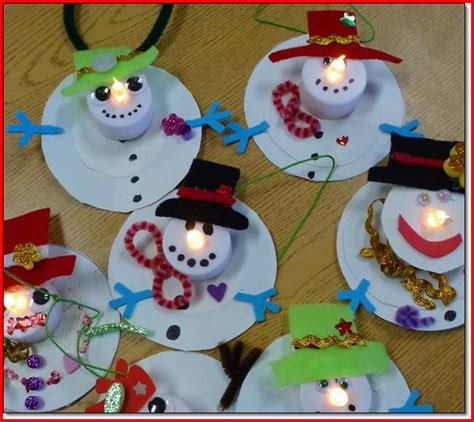 homemade christmas ornaments for 2 year old simple and