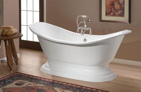 Bathtub Period by Cast Iron Regency Bathtub With Pedestal