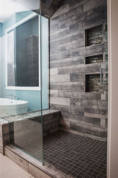 Walk In Shower Wall Options 30 Gorgeous Ideas To Refresh Your Bathroom Digsdigs