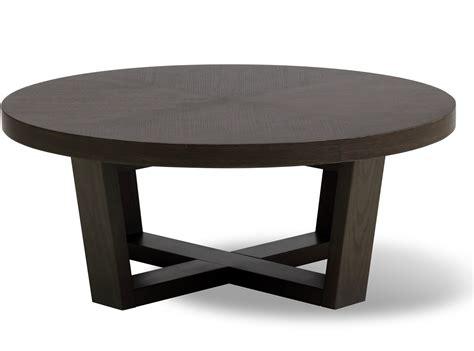 Tamma Round Coffee Table (100 cm)